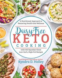 Dairy Free Keto Cooking Book PDF