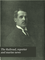 The Railroad  Reporter and Marine News PDF