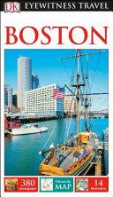 Eyewitness Travel Guide   Boston