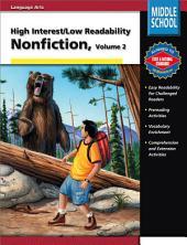 Non-fiction, Grades 6 - 8: Volume 2