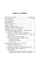 Proceedings of the ... Annual Meeting of the North Central Association of Colleges and Secondary Schools: Issue 26, Part 1