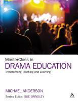 MasterClass in Drama Education PDF