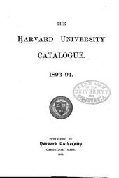General Catalogue Issue