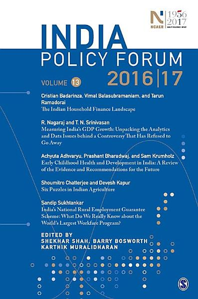 India Policy Forum 2016   17