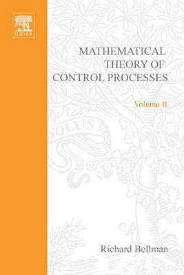 Introduction to the Mathematical Theory of Control Processes  Nonlinear Processes PDF