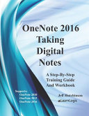 OneNote 2016 - Taking Digital Notes