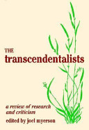 The Transcendentalists PDF