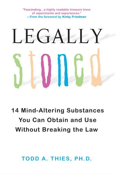 Download Legally Stoned  Book