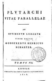 Plutarchi Vitae parallelae, ed. G.H. Schaefer
