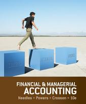 Financial and Managerial Accounting: Edition 10