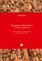 Secondary Metabolites PDF