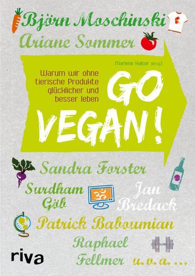 Go vegan  PDF