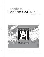 Inside Generic CADD 6