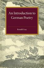 An Introduction to German Poetry PDF