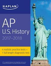 AP U.S. History 2017-2018: Book + Videos