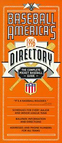 Baseball America's Dictionary 1996