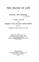 The Change of Life in Health and Disease