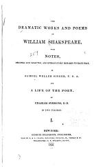The Dramatic Works and Poems of William Shakespeare