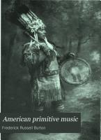 American Primitive Music PDF