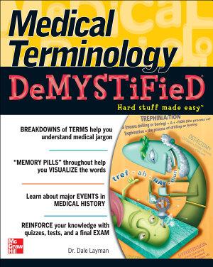 Medical Terminology Demystified PDF