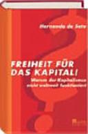 Freiheit f  r das Kapital  PDF