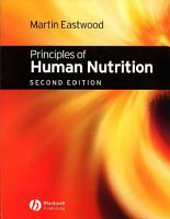 Principles of Human Nutrition PDF