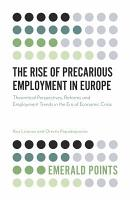 The Rise of Precarious Employment in Europe PDF