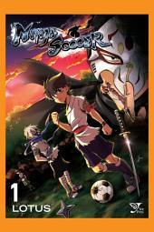 Ninja Soccer: Volume 1