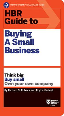 HBR Guide to Buying a Small Business PDF