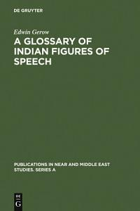 A Glossary of Indian Figures of Speech PDF