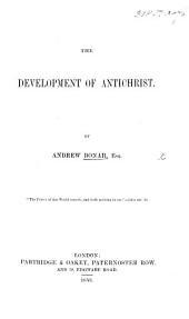 The Development of Antichrist