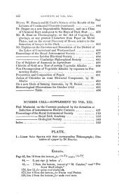 The London and Edinburgh Philosophical Magazine and Journal of Science ; Conducted by Sir David Brewster, Richard Taylor, and Richard Phillips: Volume 21