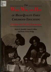 The What  Why  and how of High quality Early Childhood Education PDF