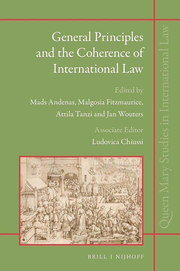 General Principles and the Coherence of International Law