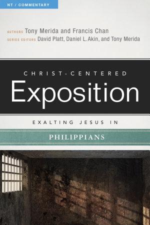 Exalting Jesus in Philippians PDF