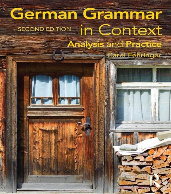 German Grammar in Context, Second Edition
