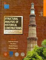 Proceedings of the 5th International Conference [on] Structural Analysis of Historical Constructions