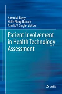Patient Involvement in Health Technology Assessment PDF
