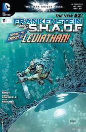 Frankenstein, Agent of SHADE (2012-) #11