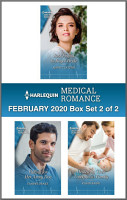 Harlequin Medical Romance February 2020   Box Set 2 of 2 PDF