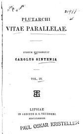Plutarchi Vitae Parallelae: Volume 4