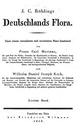 J. C. Röhlings Deutschlands Flora: 2