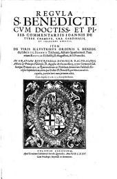 De viris illustribus ordinis S. Benedicti libri IV.