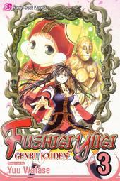 Fushigi Yûgi: Genbu Kaiden: Volume 3