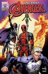 Uncanny Avengers 3   Ultrons R  ckkehr PDF