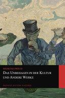 Das Unbehagen in der Kultur und Andere Werke  Graphyco Deutsche Klassiker  PDF