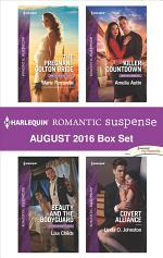 Harlequin Romantic Suspense August 2016 Box Set