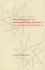 Perception and the Representative Design of Psychological Experiments