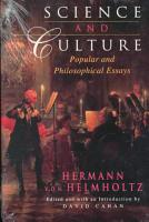 Science and Culture PDF