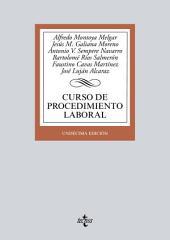 Curso de procedimiento laboral: Edición 3